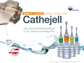 Catheter and ultrasound gel